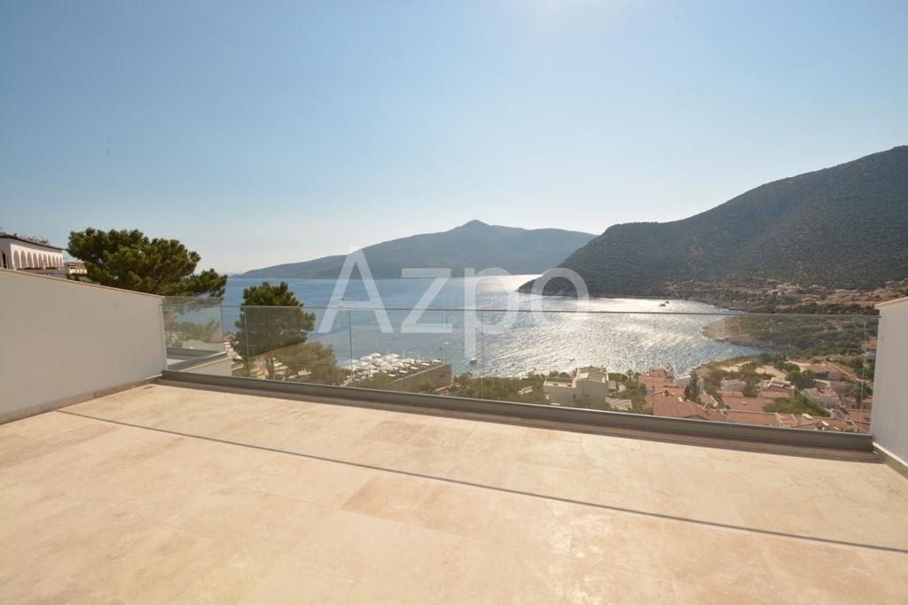Современная вилла 5+1 у берега моря на курорте Калкан - Фото 21