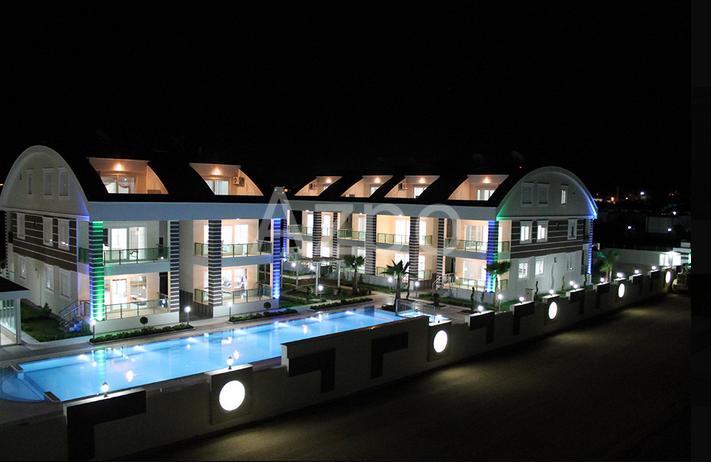 Трёхкомнатные квартиры в Кумкёй (Сиде) - Фото 1