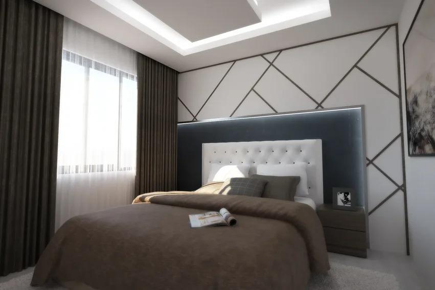 Элитные квартиры в новом проекте жилого комплекса в Махмутларе - Фото 16