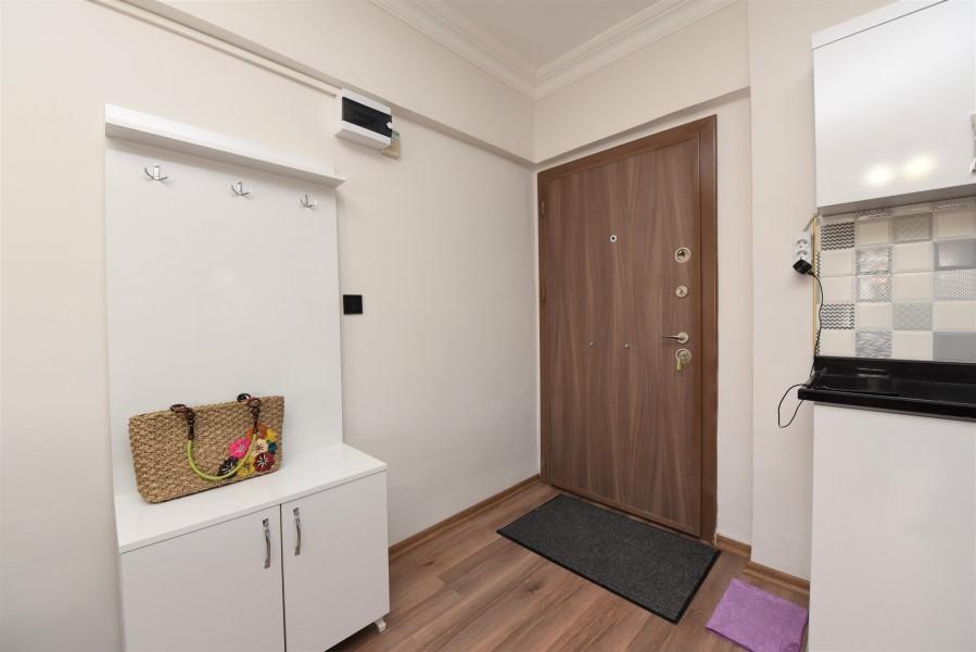 Двухкомнатная квартира с мебелью в районе Махмутлар - Фото 1