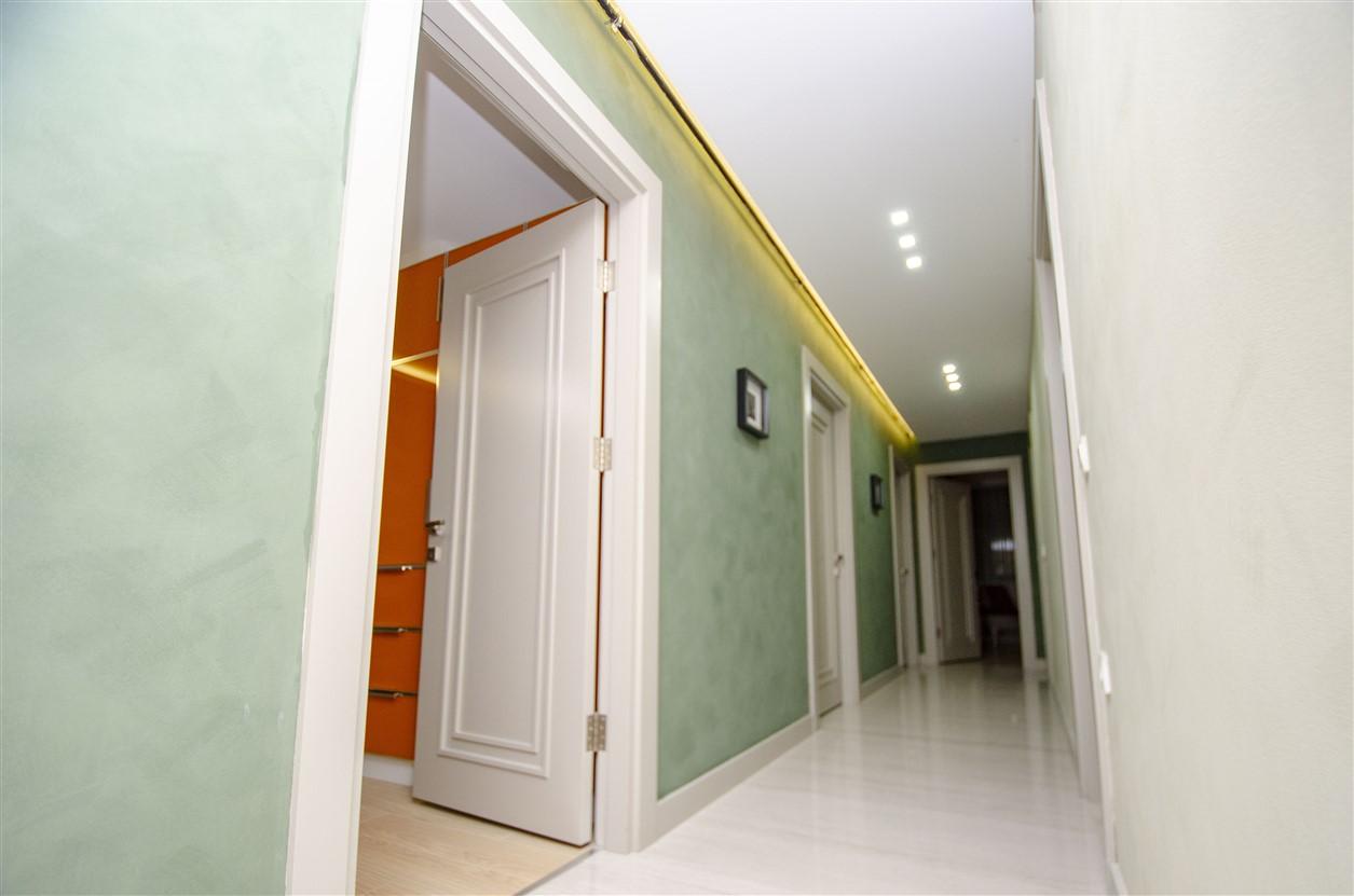Квартира 4+1 с дизайнерским ремонтом в Унжалы - Фото 19