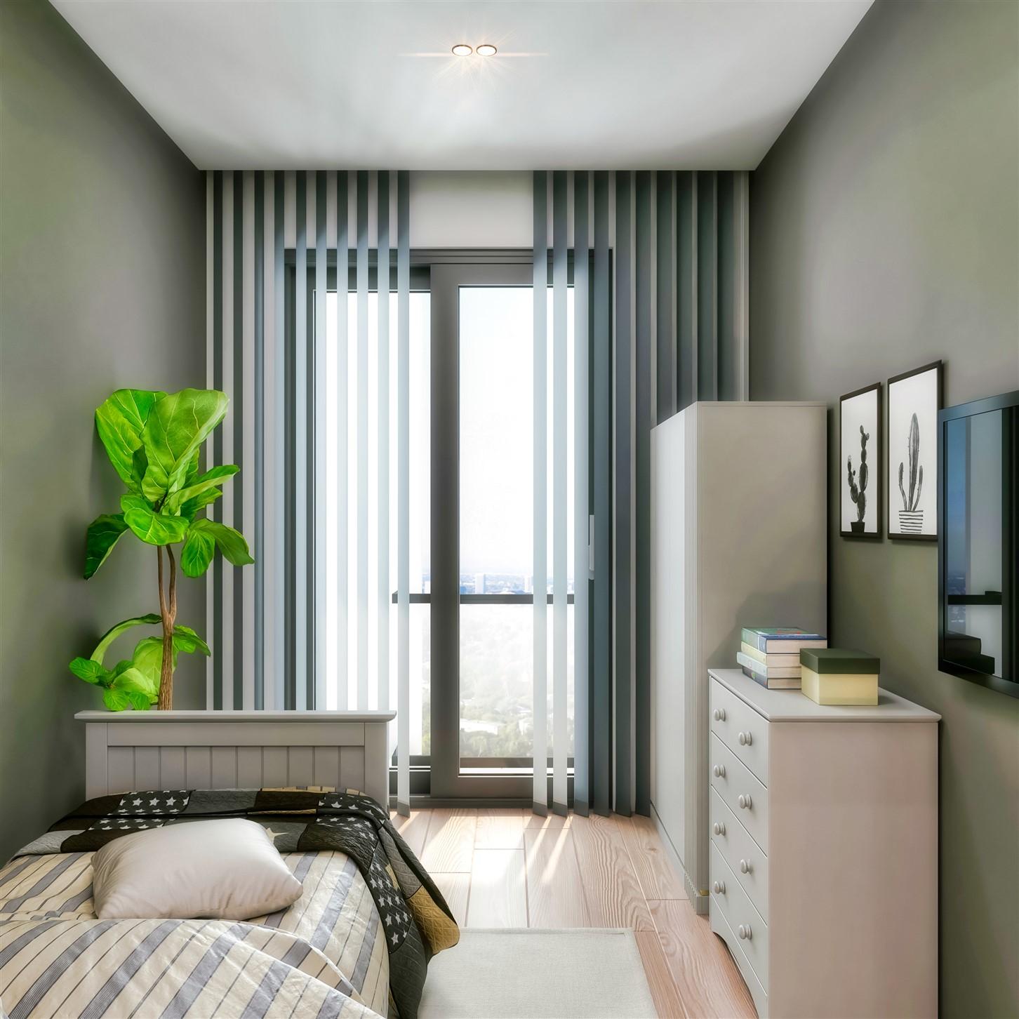 Современные квартиры в элитном комплексе Антальи - Фото 54