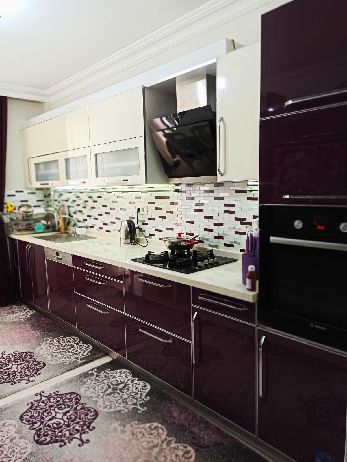 Квартира 3+1 с отдельной кухней в районе Коньяалты - Фото 9