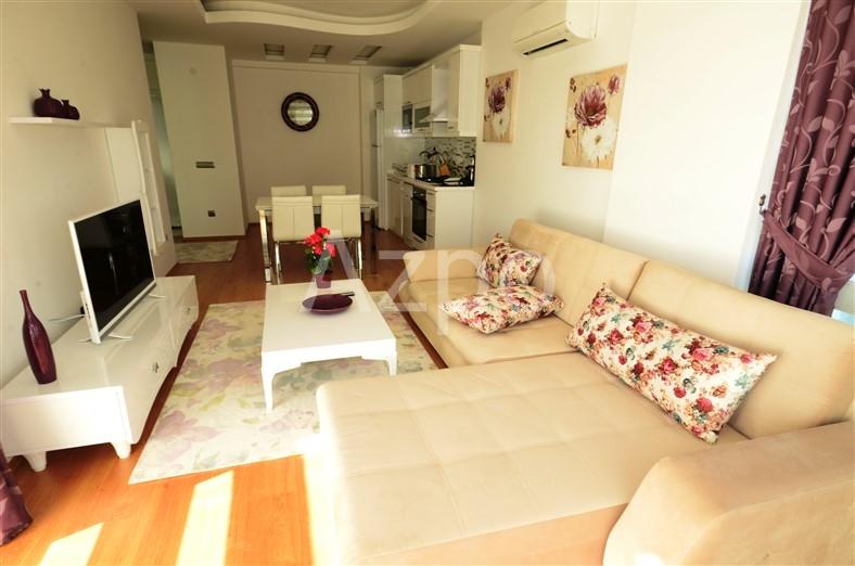 Двухкомнатная квартира в районе Тосмур - Фото 17