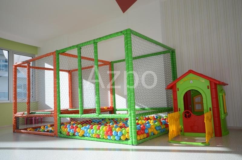 Двухкомнатная квартира в комплексе LUX класса Махмутлар - Фото 15