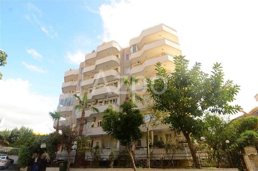 Двухкомнатная квартира в центре Алании - Фото 1