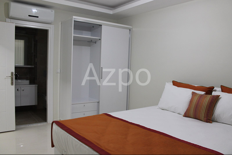 Трёхкомнатные квартиры в Кумкёй (Сиде) - Фото 11