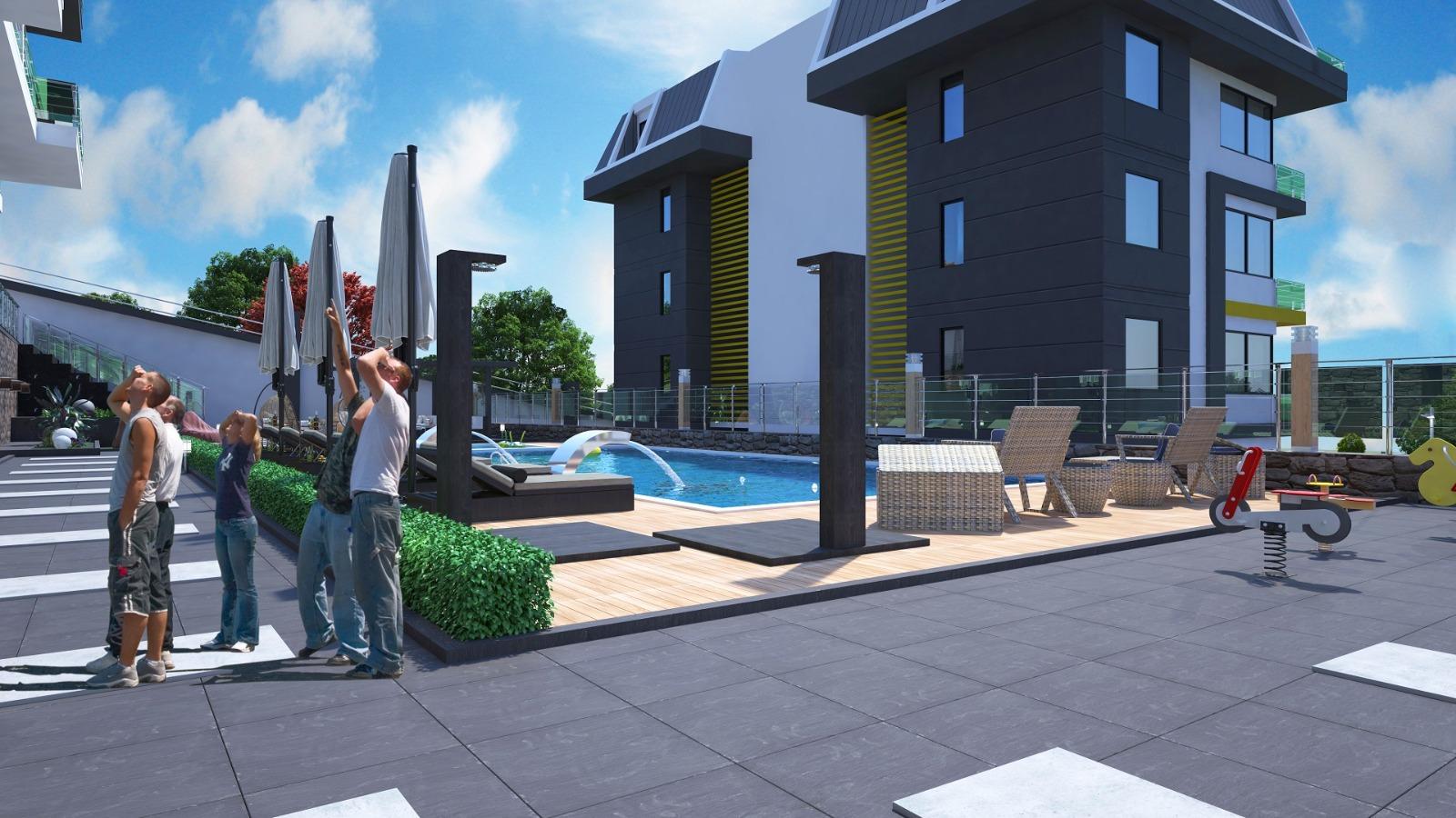 Новые квартиры в районе Кестель - Фото 4