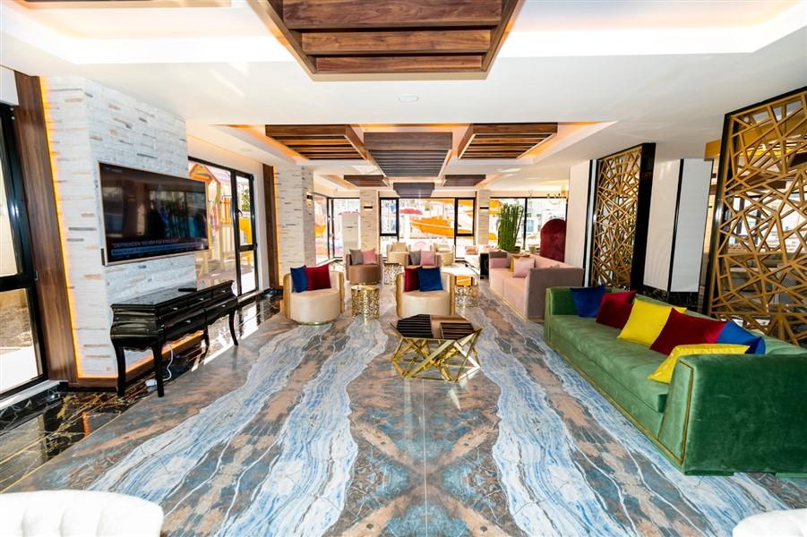 Квартира планировки 2+1 в Махмутларе - Фото 10