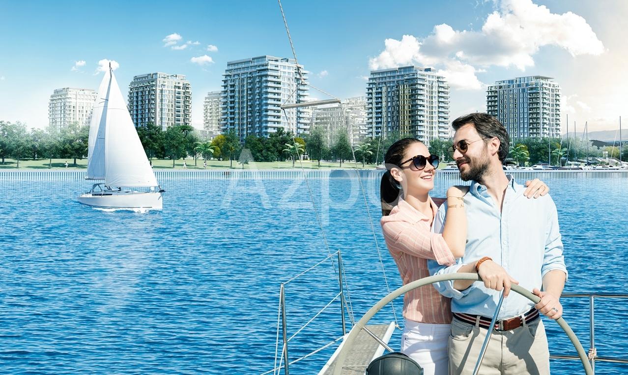 Современные квартиры на берегу Мраморного моря - Фото 7