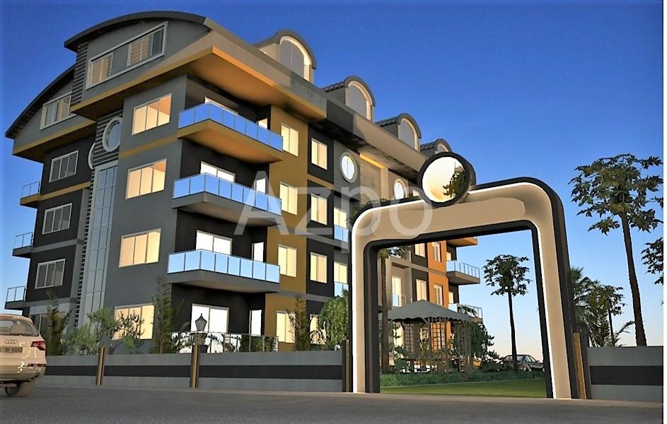 Строительство резиденции в районе Оба - Фото 10