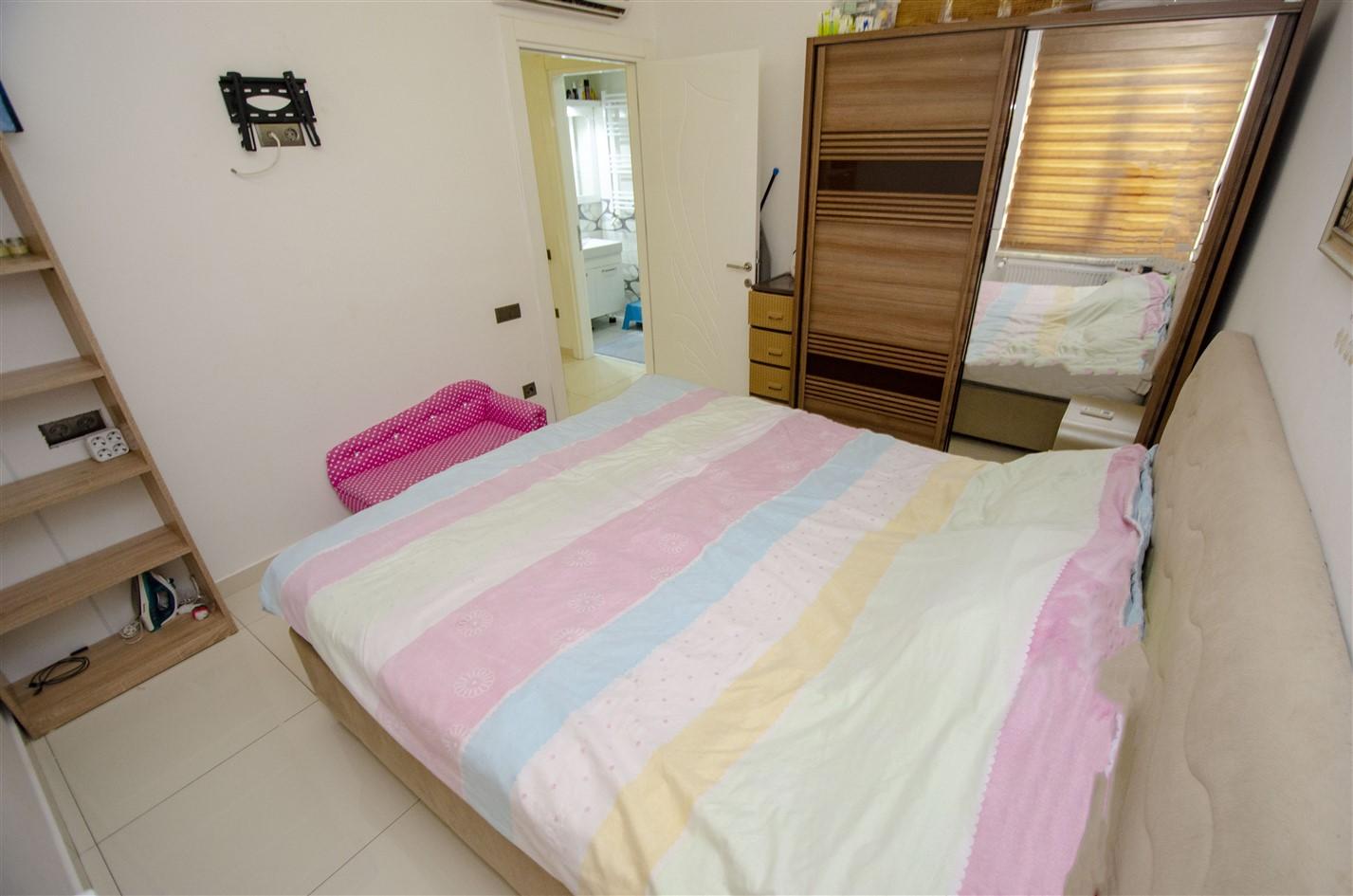 Меблированная квартира 1+1 в районе Коньяалты - Фото 29