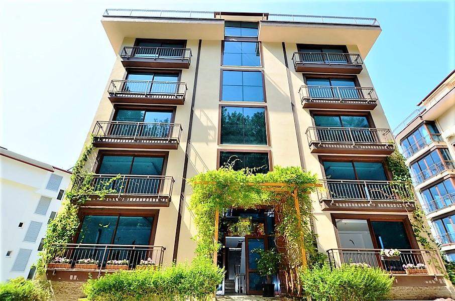 Квартира 2+1 в районе Каргыджак - Фото 1