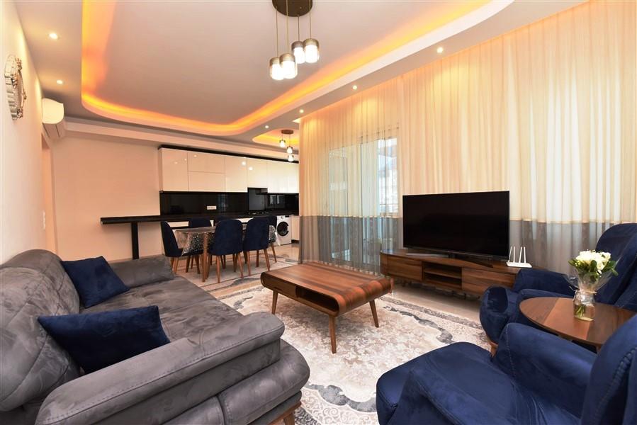 Меблированная квартира 2+1 в центре Махмутлара - Фото 16