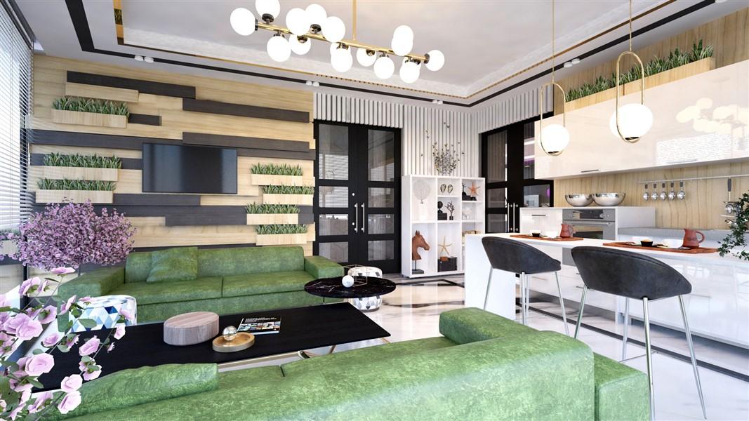 Элитные квартиры в районе Каргыджак - Фото 29