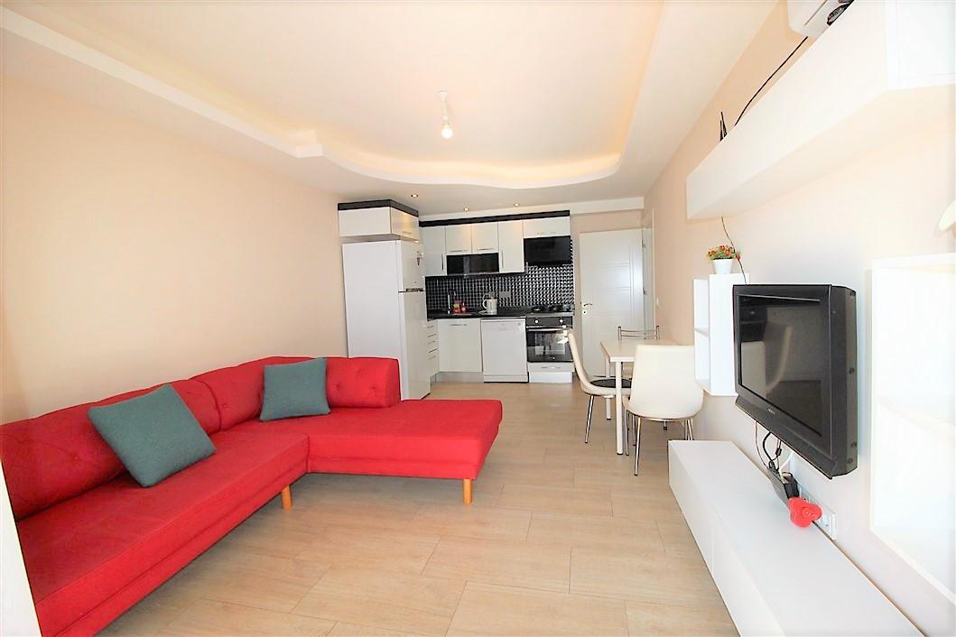 Меблированная квартира 1+1 в комплексе с инфраструктурой Кестель - Фото 4