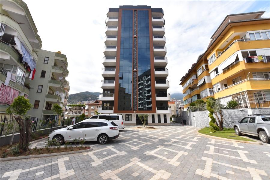 Квартиры в новом комплексе в центре Алании - Фото 3