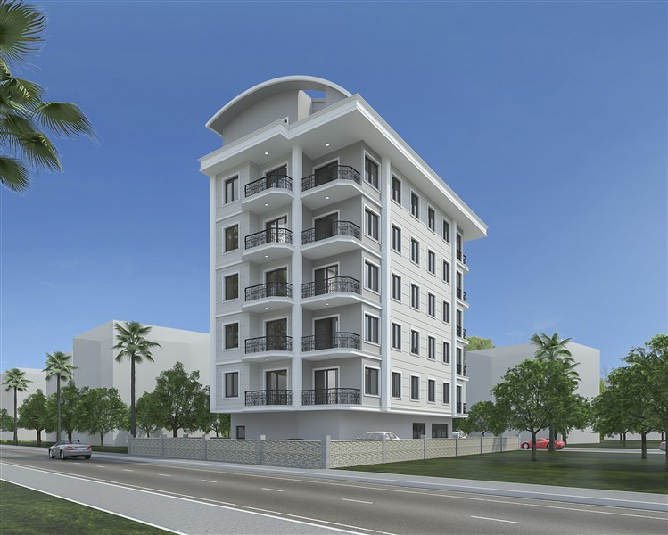 Квартиры в строящемся жилом комплексе - Фото 3