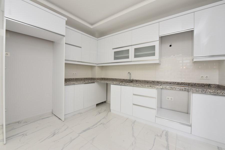 Новая трёхкомнатная квартира в центре Аланьи - Фото 4
