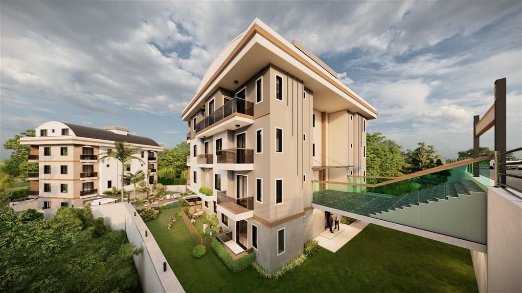Проект комфортабельного жилого комплекса с инфраструктурой - Фото 5