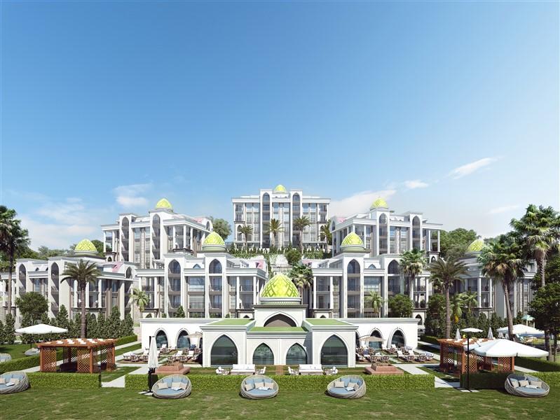 Уникальный проект жилого комплекса премиум класса