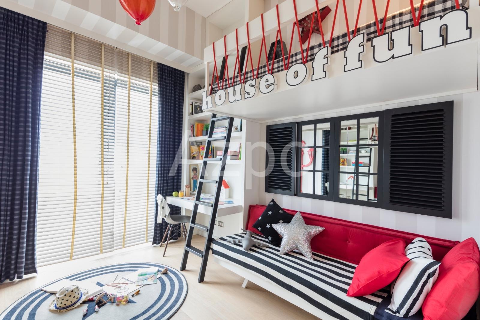 Элитные квартиры в районе Стамбула Сарыер - Фото 8