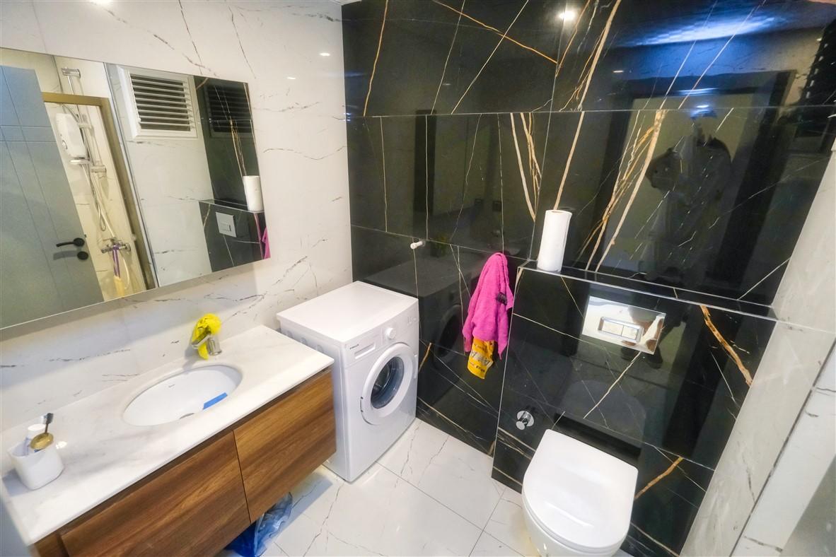 Меблированная квартира 1+1 в Анталье - Фото 19