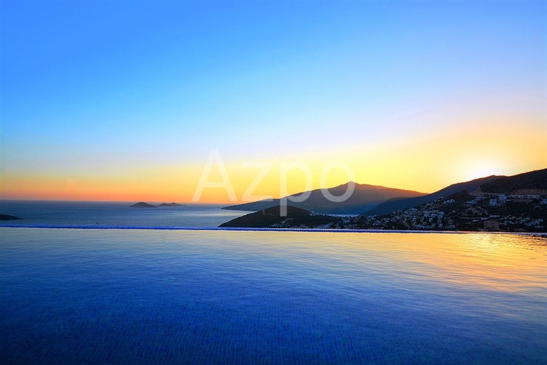 Элитная вилла 5+1 с видом на Средиземное море - Фото 10