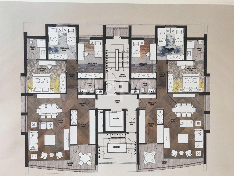Квартиры в комплексе на первой линии - Фото 6