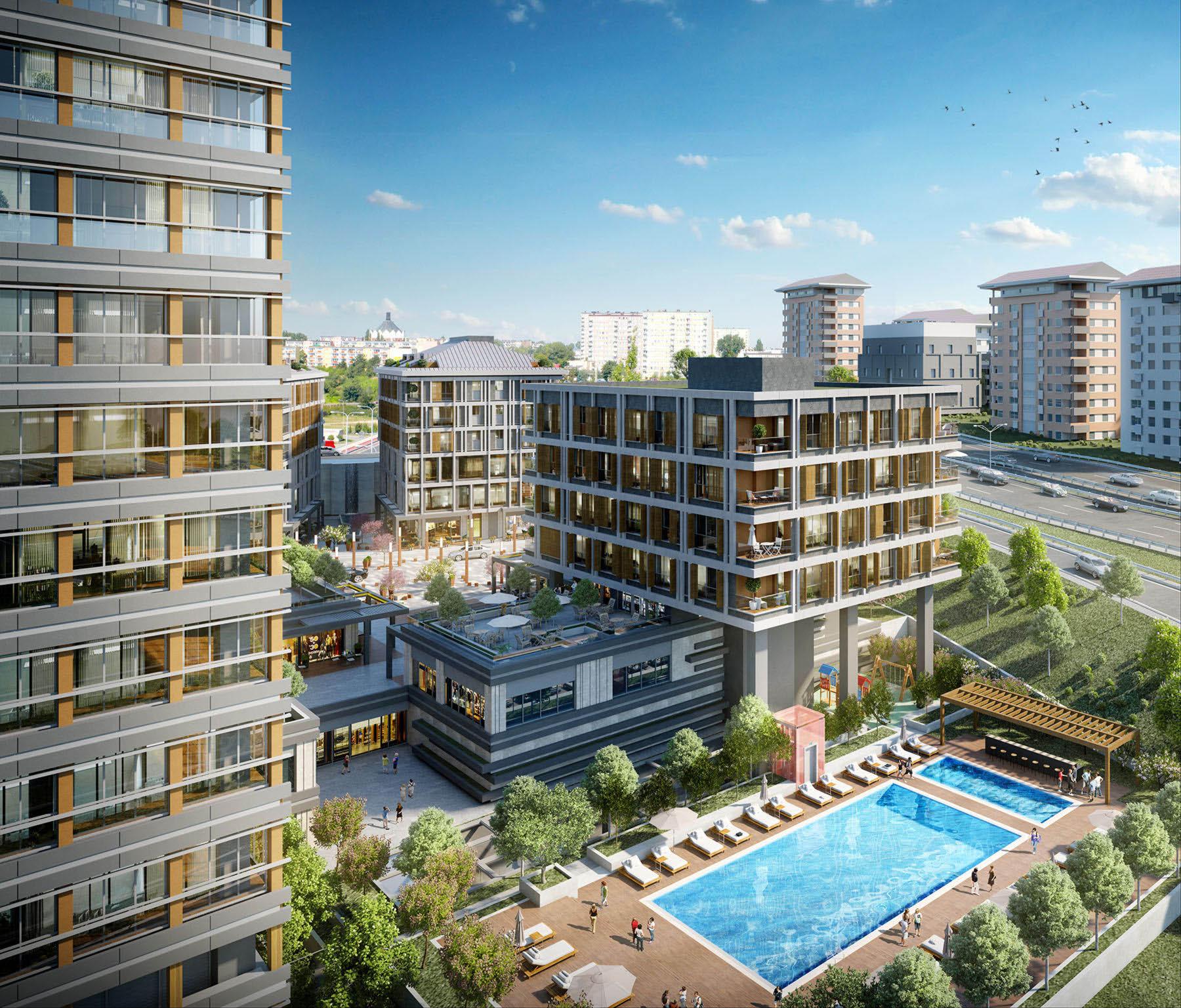 «Умные» квартиры в новом жилом комплексе Стамбула - Фото 10