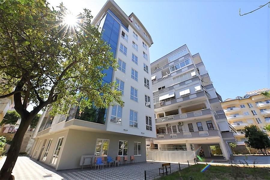 Новая трёхкомнатная квартира в центре Аланьи - Фото 1