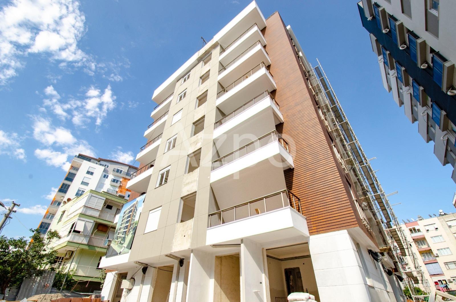 Квартиры 2+1 и 4+1 в районе Муратпаша - Фото 2