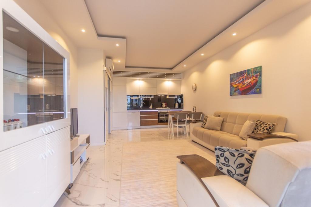 Меблированная квартира 1+1 в комплексе с инфраструктурой - Фото 12