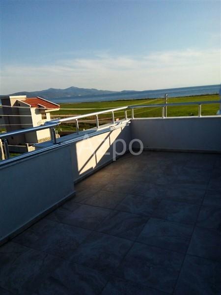 Меблированная вилла 5+1 на побережье Эгейского моря (Измир) - Фото 2
