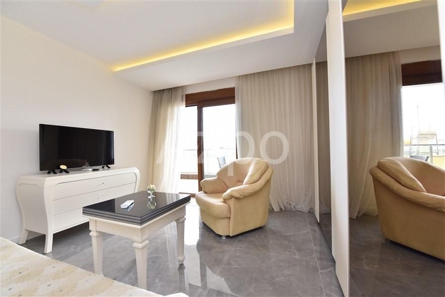 Прекрасная квартира 1+1 с мебелью - Фото 8