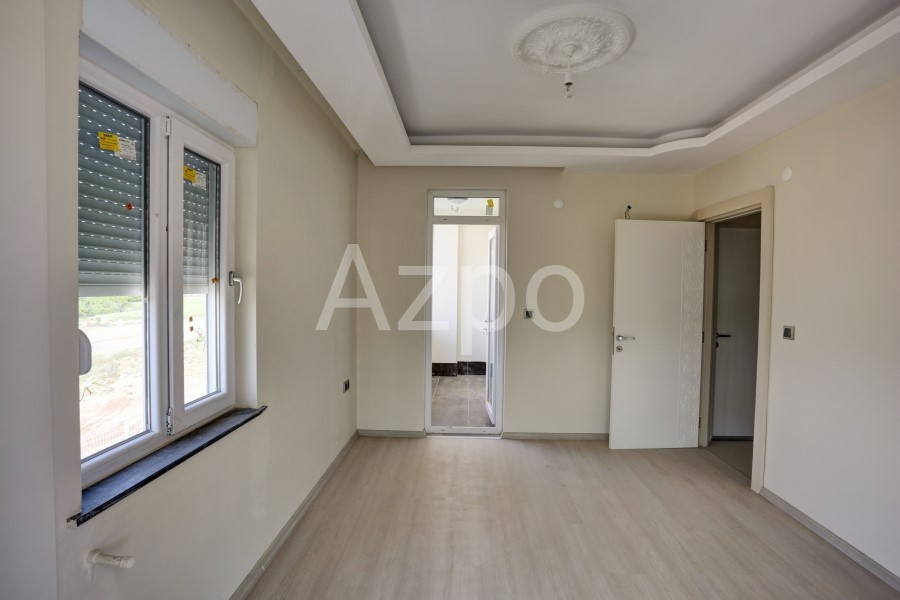 Квартиры 2+1 в комплексе с бассейном в районе Дошемеалты Анталия - Фото 17