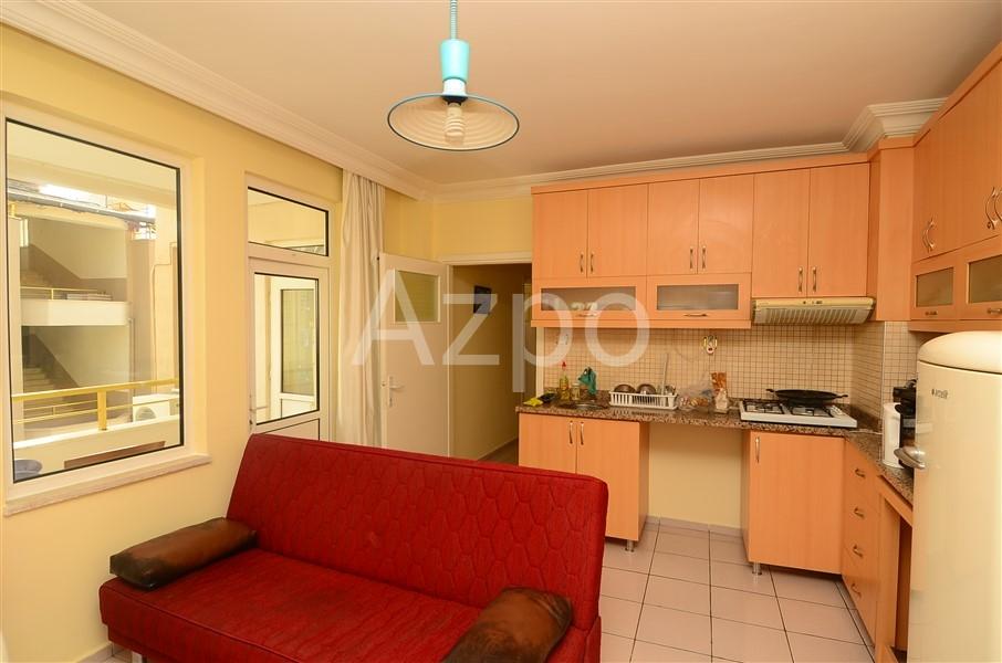 Двухкомнатная квартира в центре Алании - Фото 9
