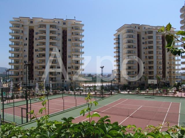 Просторная квартира 2+1 с видом на море и горы - Фото 6