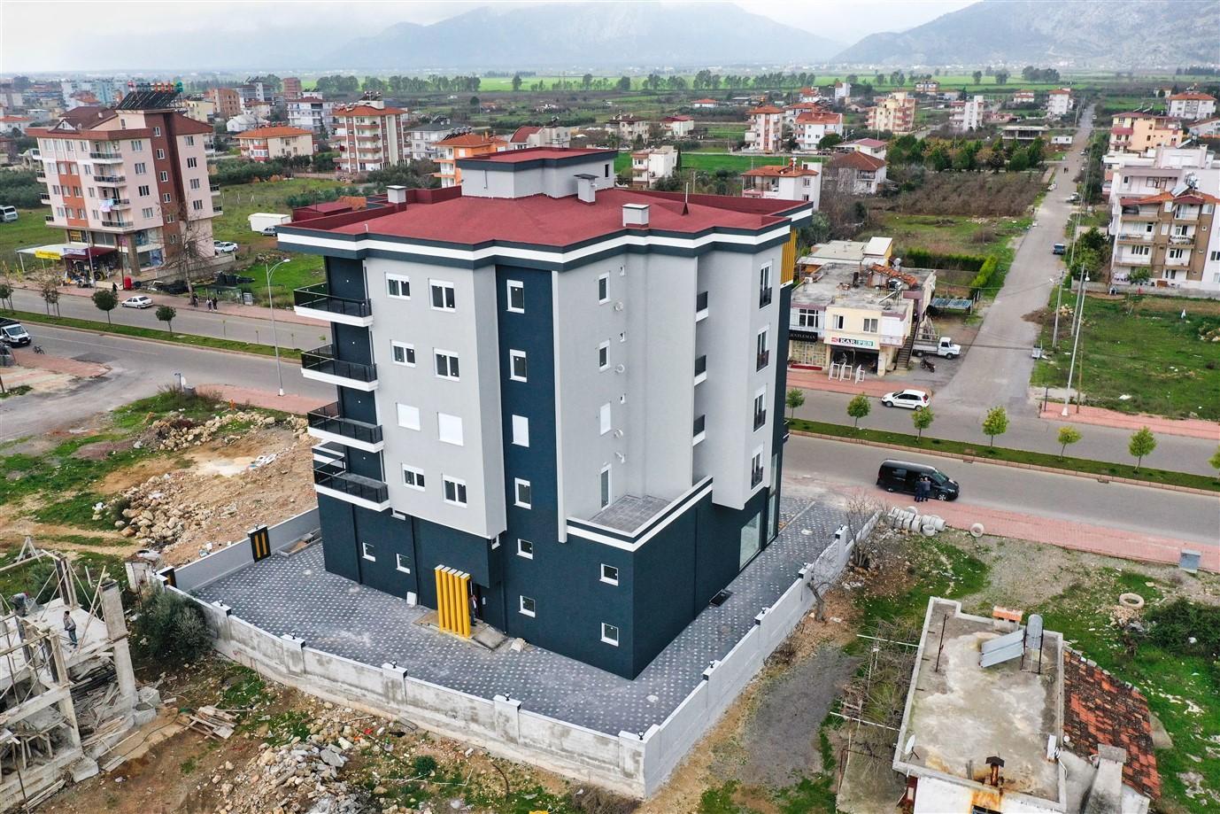 Квартиры 2+1 и 3+1 в районе Дошемеалты Анталия - Фото 4