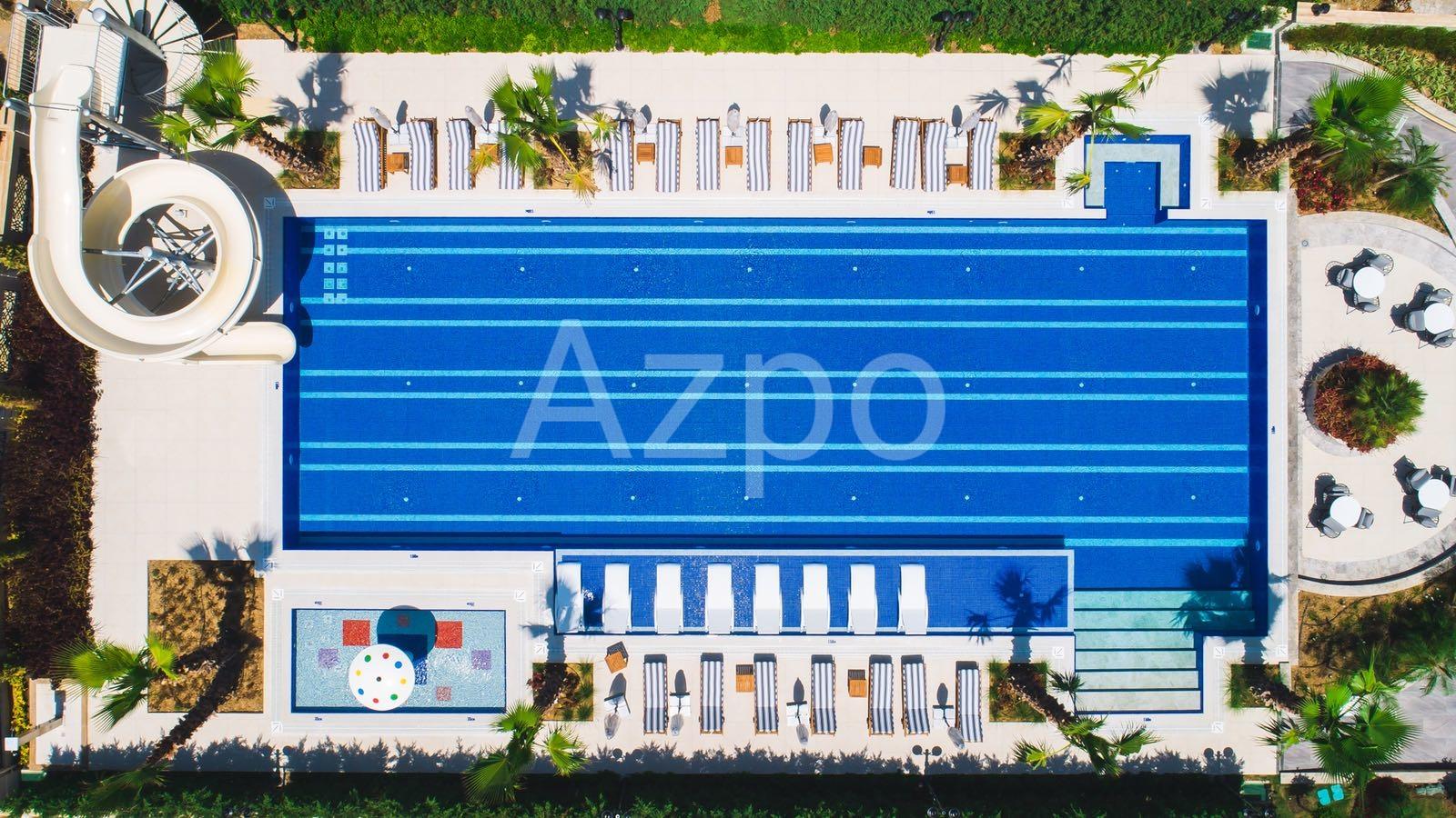 Трехкомнатная квартира класса Люкс в центре Алании - Фото 6