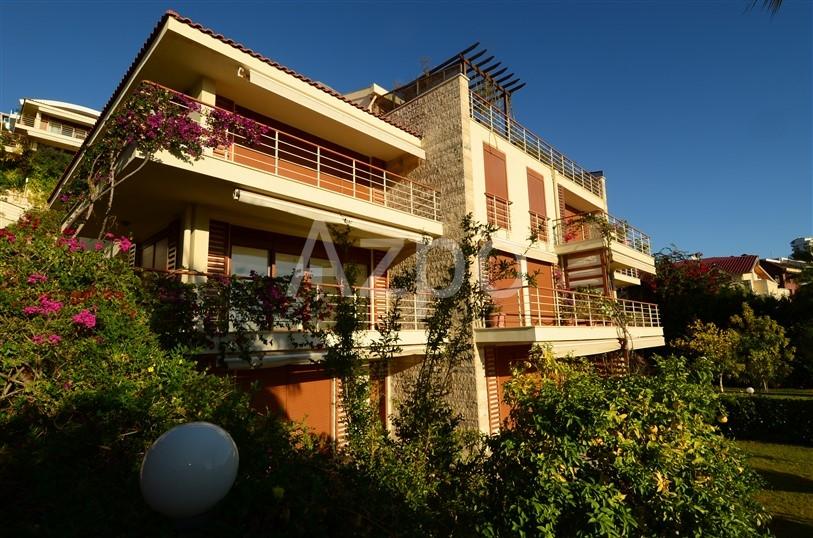 Апартаменты 2+1 в благоустроенном районе Алании - Фото 1