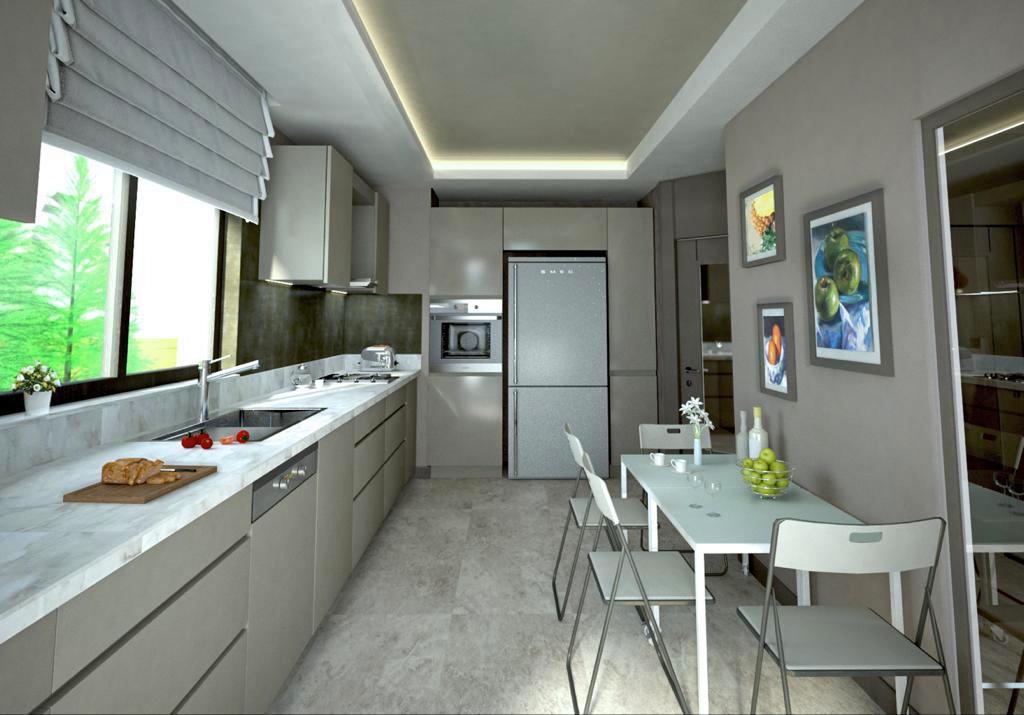 Квартиры в элитном районе Дошемеалты - Фото 8