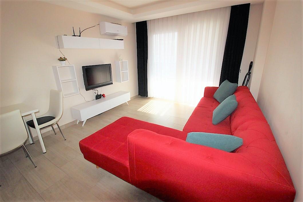 Меблированная квартира 1+1 в комплексе с инфраструктурой Кестель - Фото 5