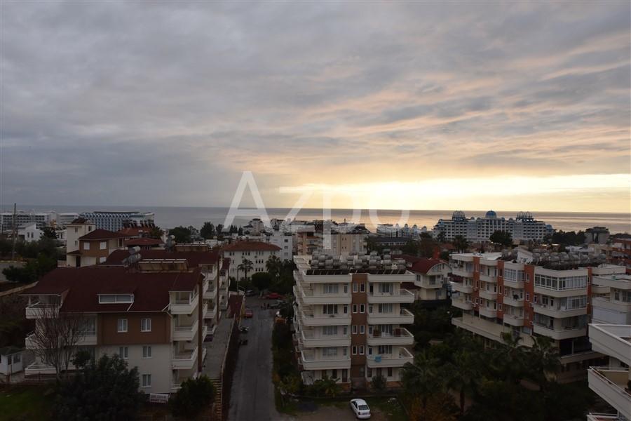 Пентхаус с видом на море в Авсалларе - Фото 15