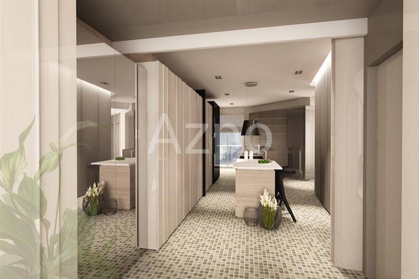 Квартиры с видом на море в элитном комплексе Антальи - Фото 20
