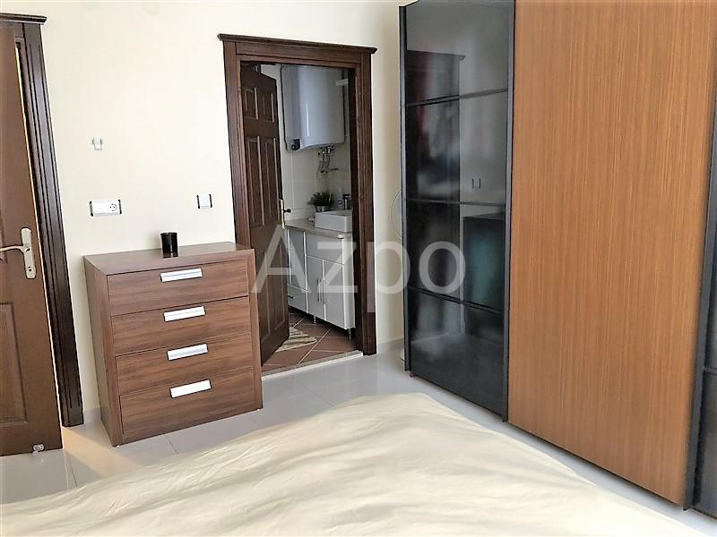 Трехкомнатная квартира с мебелью в  Махмутларе - Фото 11