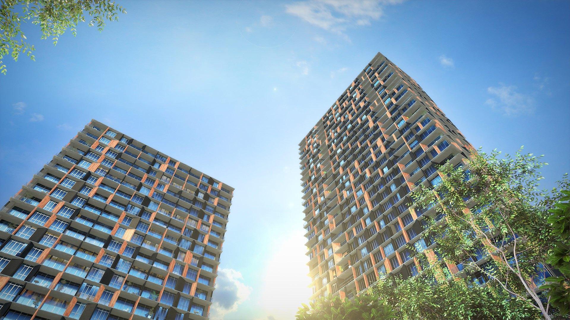 Трёхкомнатные квартиры в готовом проекте Стамбул - Фото 2