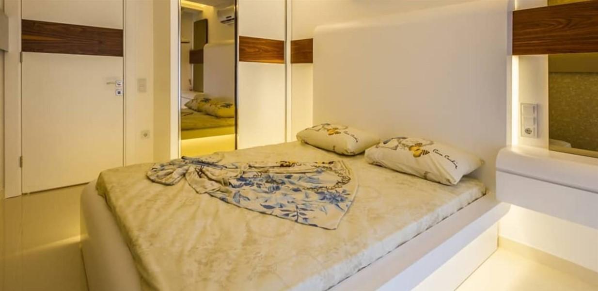 Двухкомнатная квартира с мебелью у пляжа Клеопатры - Фото 15