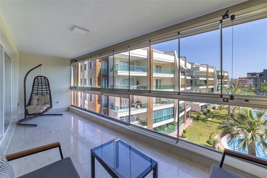 Меблированная квартира 1+1 в элитном комплексе с инфраструктурой - Фото 26