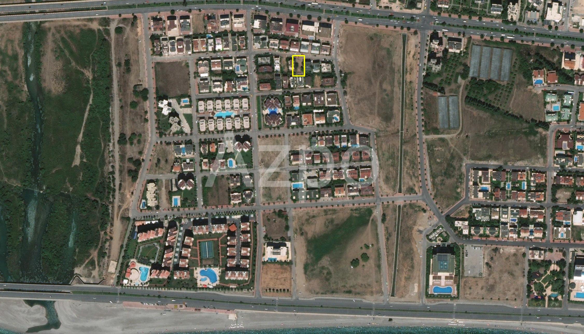 Земельный участок в микрорайоне Арапсую - Фото 2